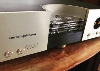 Conrad Johnson CT-5 Linestage Preamplifier