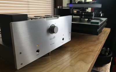 Allnic Audio H-1202 Phono Preamp Review