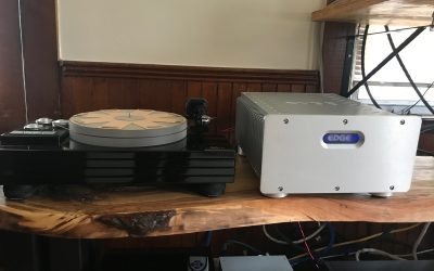 Edge NL10.2 power amp finds a new home.
