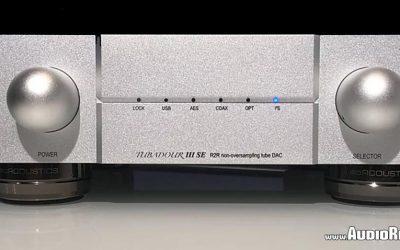 Audio Mirror Tubadour MK III SE Non Oversampling DAC Review (Page Two)