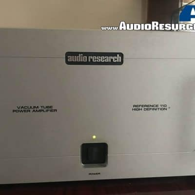 Audio Research Reference 110 review