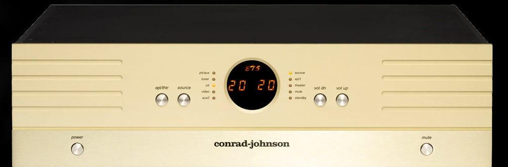 Conrad Johnson ET-5 Preamp Review