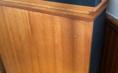 Klipsch Klipschorn Speaker Review