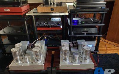Allnic Audio A-6000 300b SET Monoblock Review