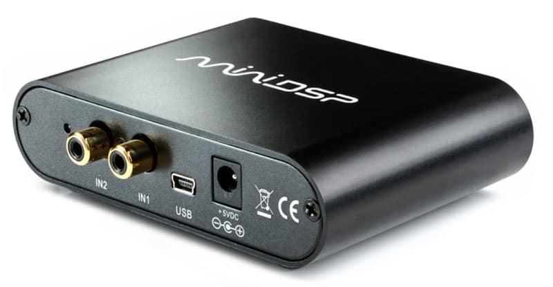 miniDSP 2x4 HD review